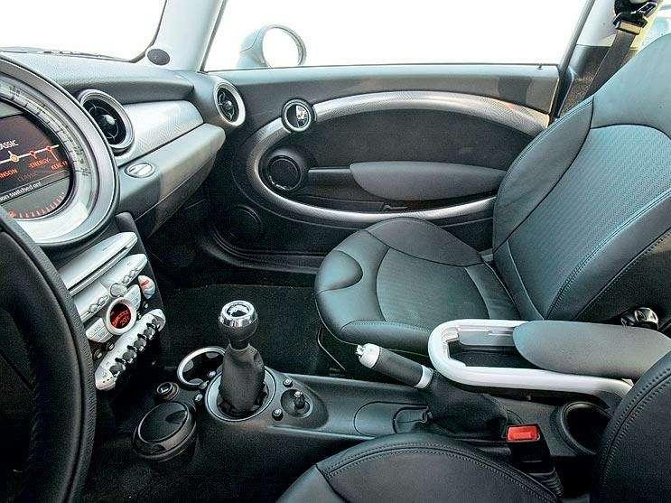 Тест Fiat 500, Mini Cooper S: Детский мир— фото 90569