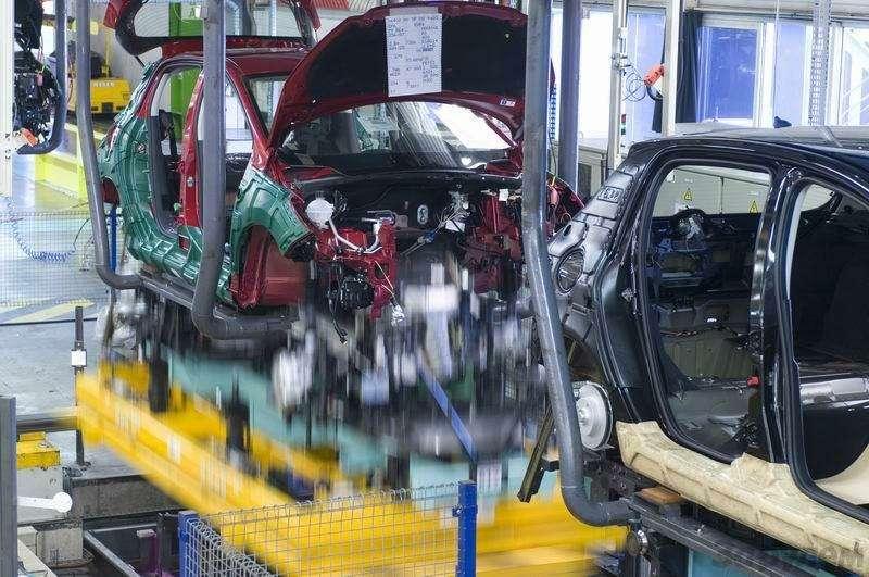 Завод Peugeot вСошо— фото 90243