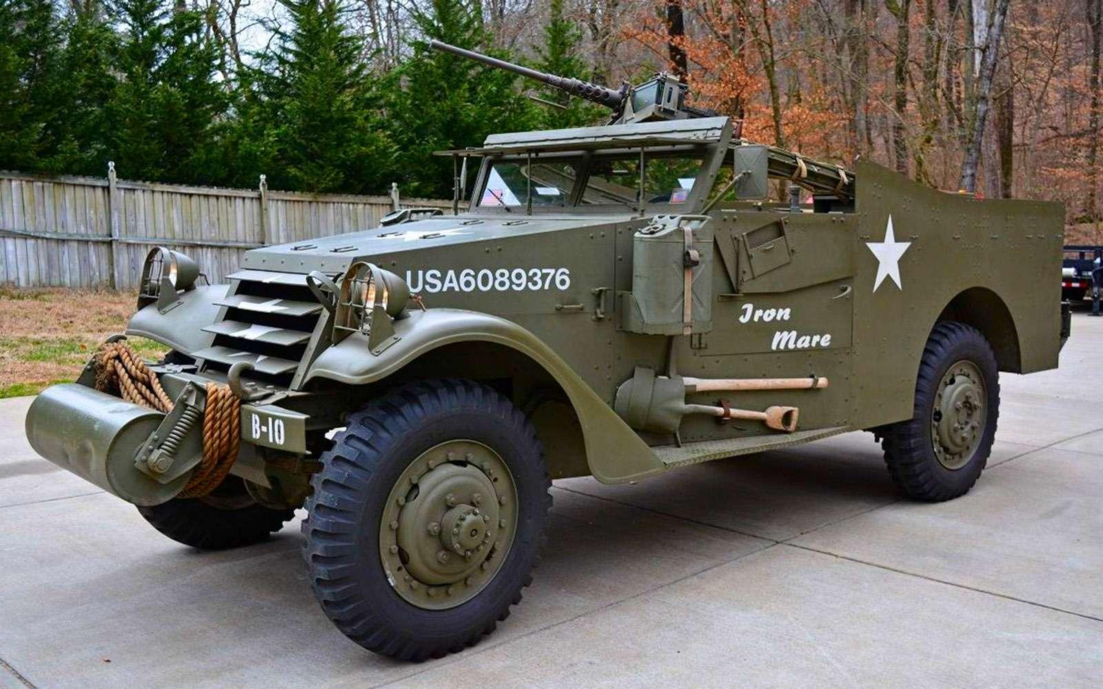 Отмечаем День Победы сбронеавтомобилем-ветераном БА‑64Б— фото 745618