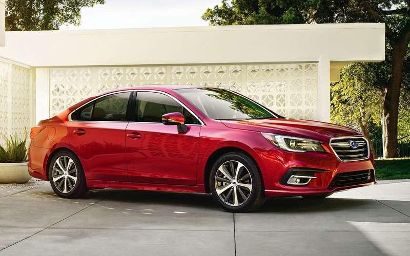 Subaru подняла цены натри модели вРоссии