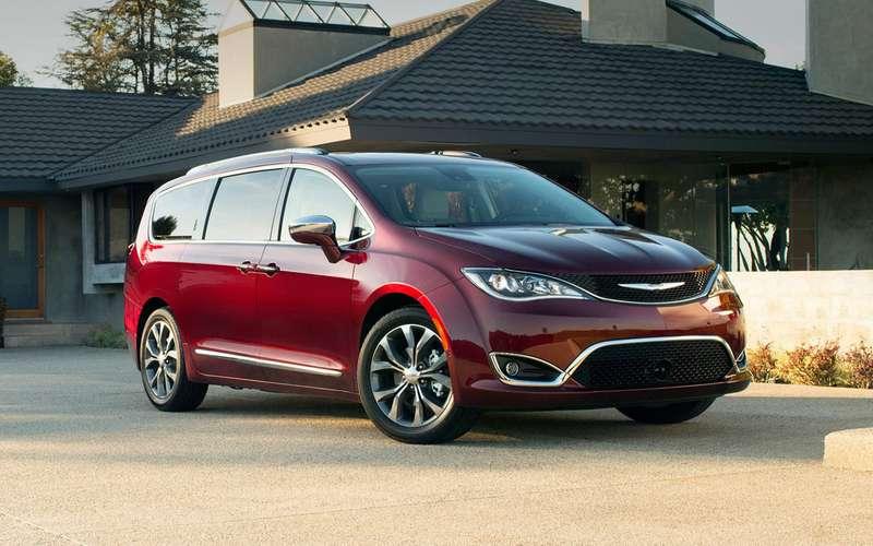 Chrysler отзывает автомобили из-за риска потери управления