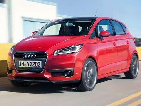 Новую Audi A2запустят всерию в2015 году