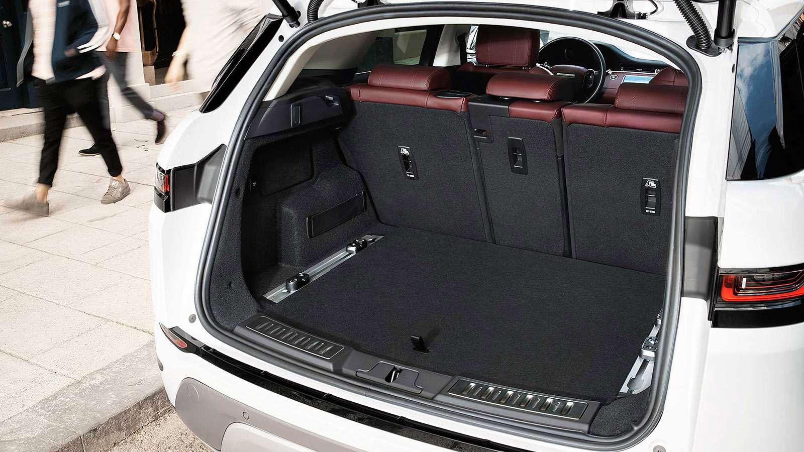 Новый Range Rover Evoque: почти Velar, нотолько дешевле— фото 925447