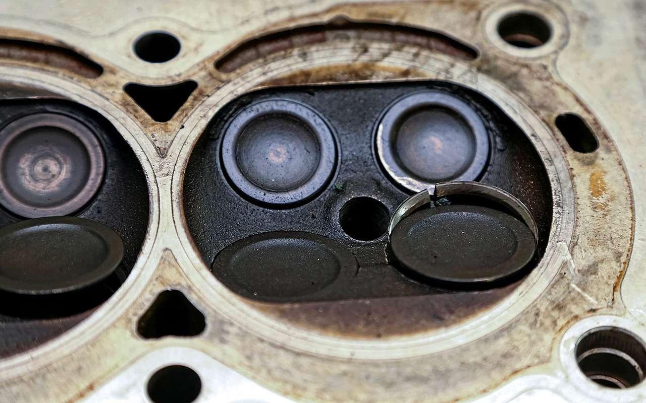 Всереальные (инадуманные) проблемы мотора Peugeot-Citroen— фото 1058382