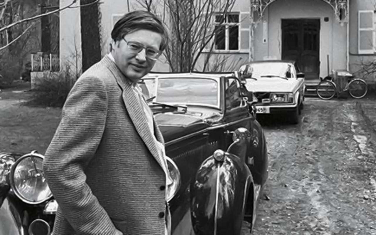 Автомобили советской богемы— как она добывала иномарки— фото 1101129