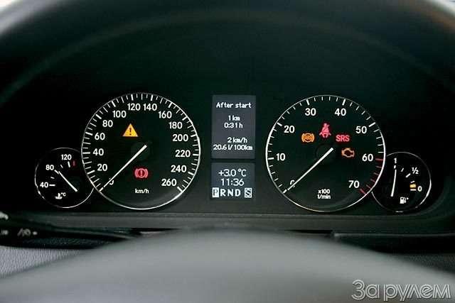 Тест Audi A42.0, Volvo S402.4, BMW 320i, Mercedes-Benz C230 Kompressor. Noblesse oblige— фото 56467