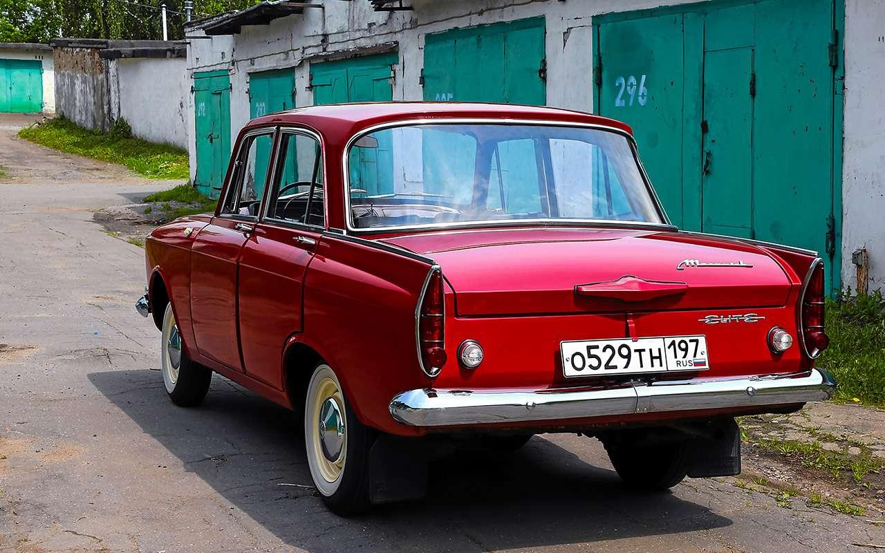 Этот Москвич пережил страну! Тест любимой машины— фото 1202635