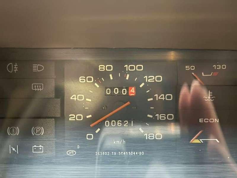 Каксконвейера: ранняя ВАЗ-2108с минимальным пробегом