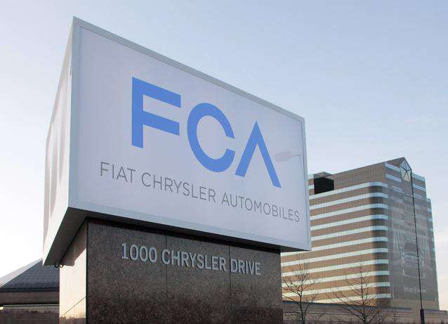 Штаб-квартира Fiat Chrysler