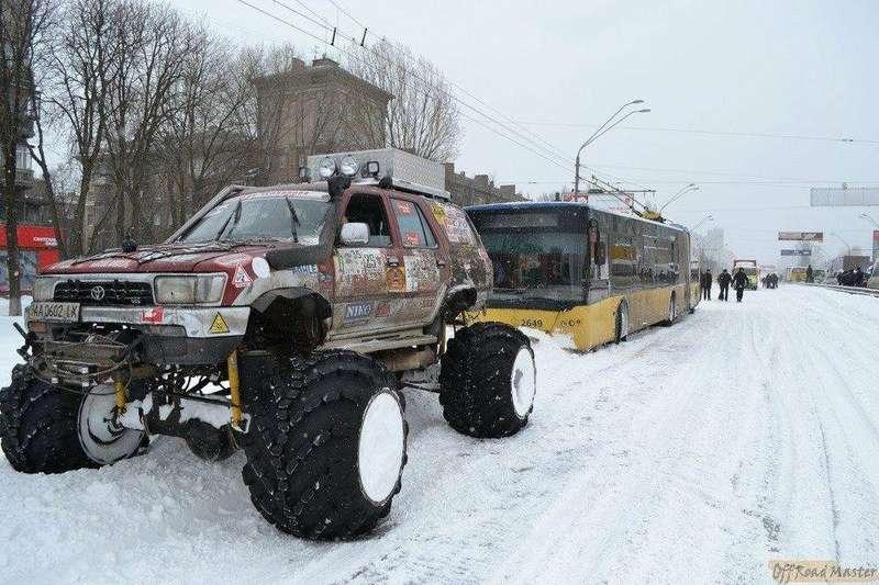 Какказаки свой Киев спасали