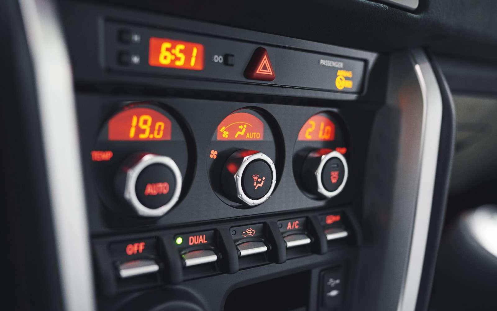 Toyota GT86 получила обновленное шасси итрековый режим— фото 692298