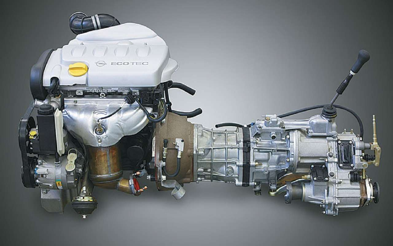 Почему наNiva Travel неставят новый мотор? Ответ давно есть!— фото 1211608