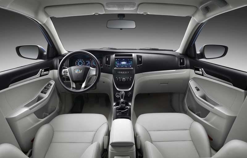 Geely Auto New Vision 2014 Guangzhou Auto Show (9)