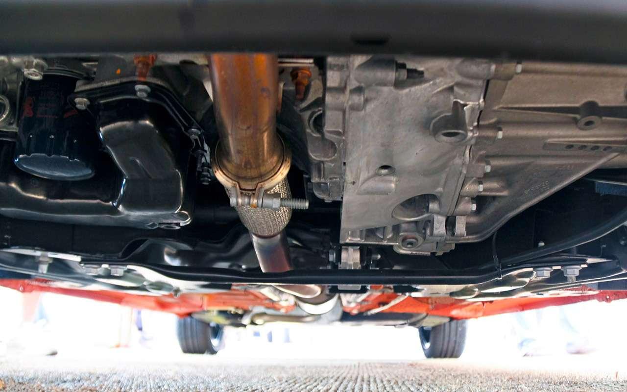 Citroen C3Aircross— первый тест-драйв— фото 825327