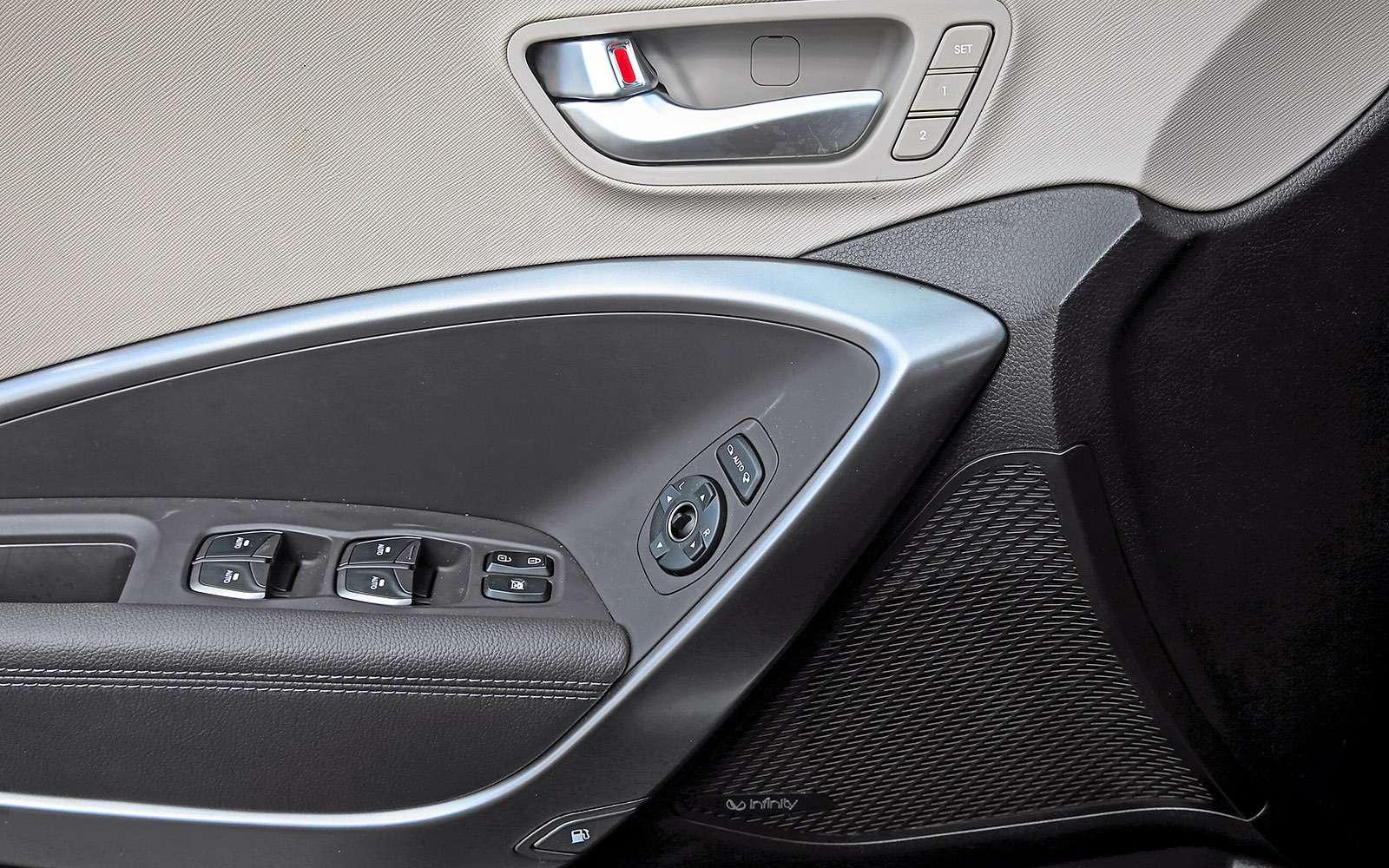 Новый Nissan Murano против конкурентов: длинные рубли— фото 691698