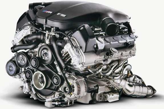 BMWV105.0 naturally aspirated engine