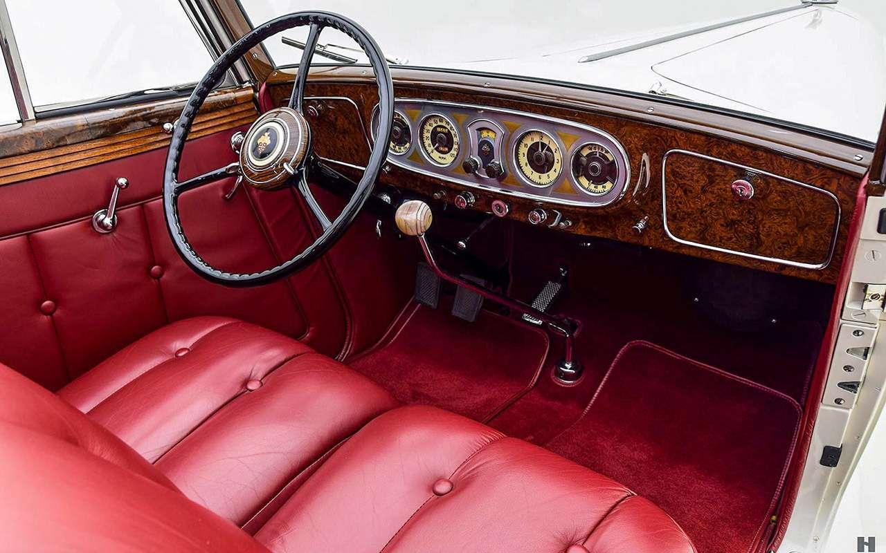 ЗИС‑101: изчего сделали первый советский лимузин— фото 935291