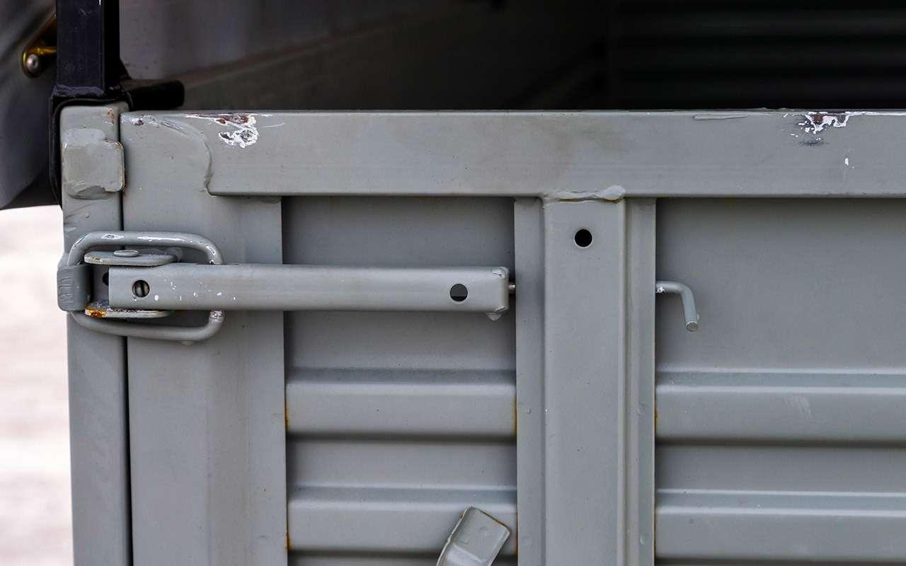 ГАЗель Бизнес против УАЗа Профи— фото 853949