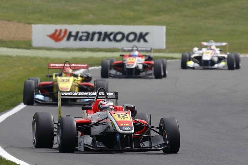 FIAFormula 3European Championship, round 4, race 3, Brands Hatch (GB)