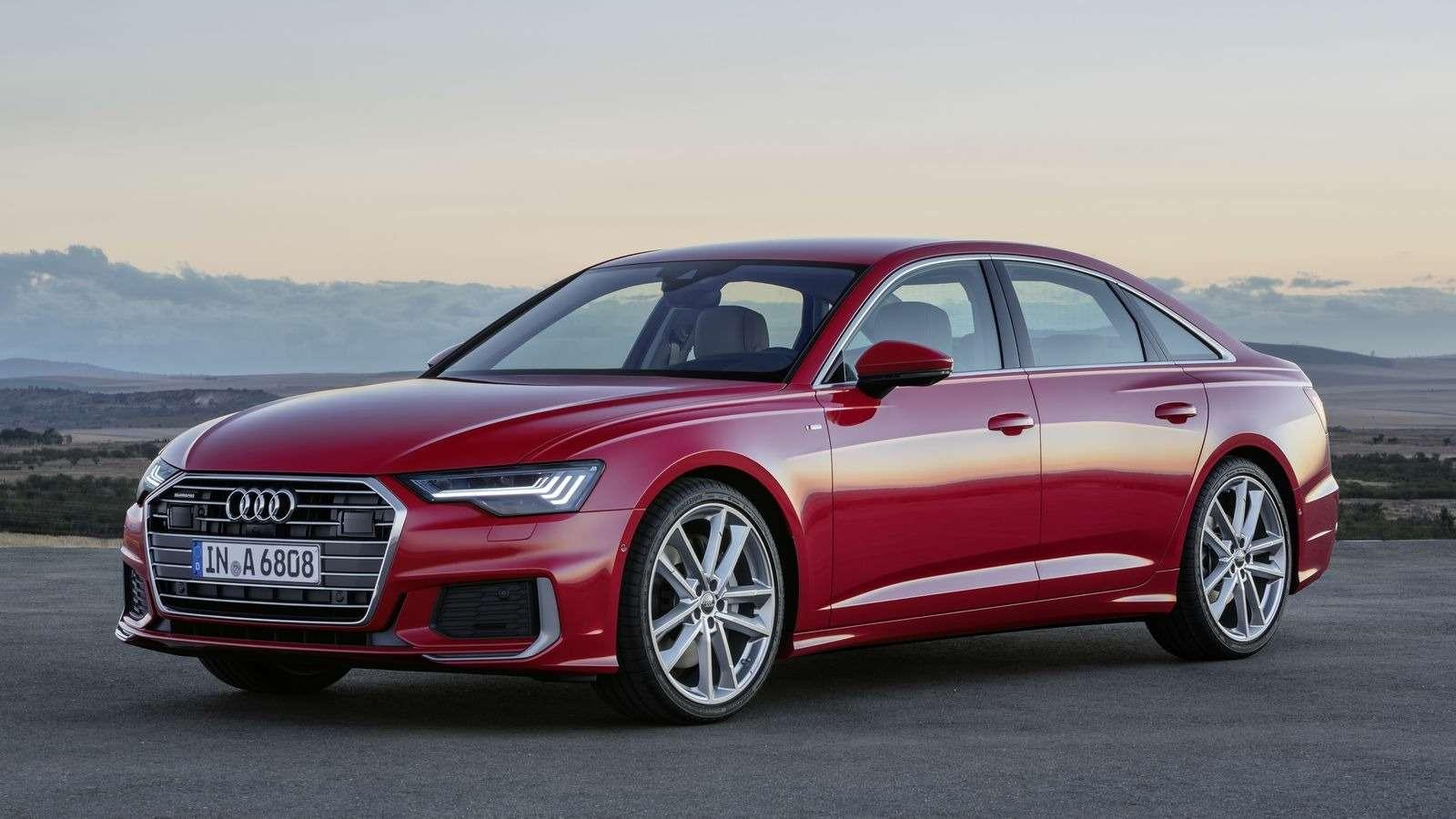Новый Audi A6: найди десять отличий— фото 849225