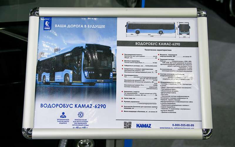5 перспективных автобусов наCOMTRANS 2021(+троллейбус КАМАЗ)