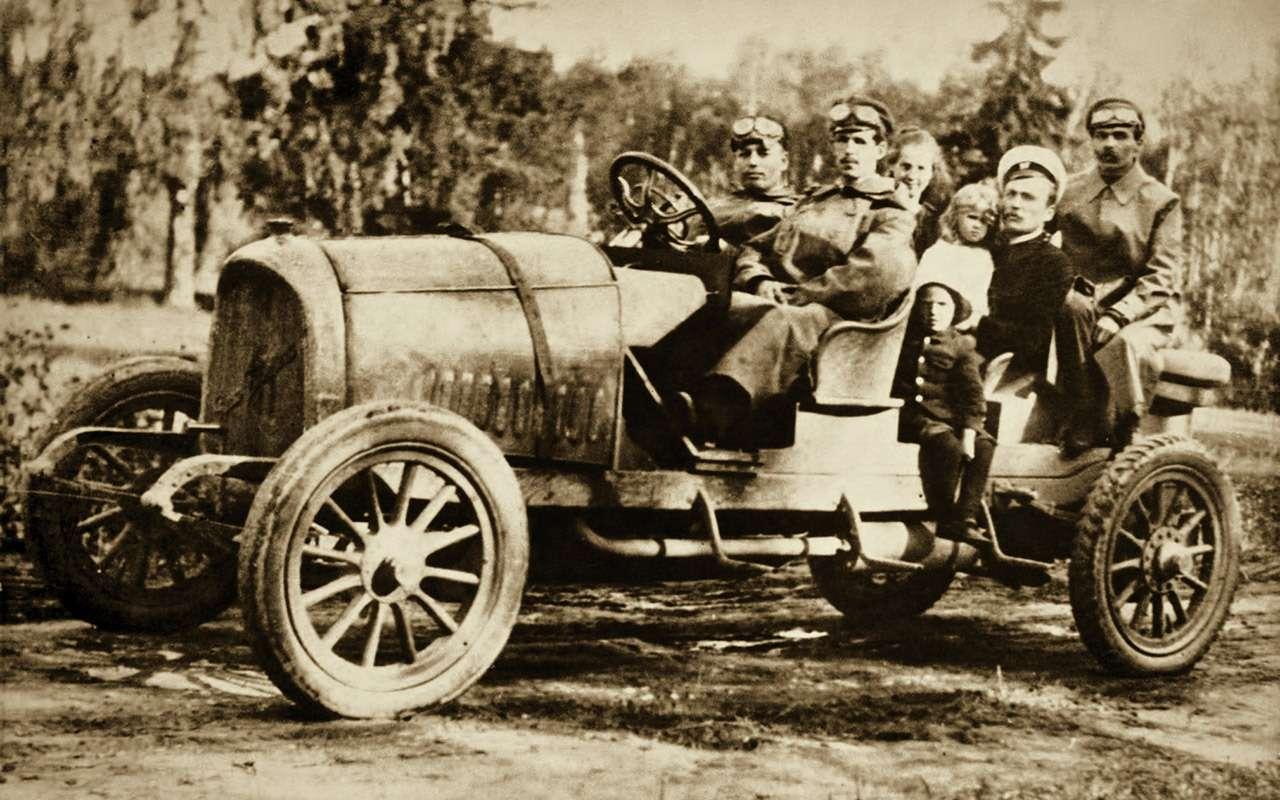 Первый советский частный автовладелец? Никогда неугадаете, кто это!— фото 810423