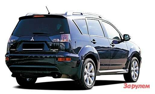 отзывы об автомобилях mitsubishi outlander механика
