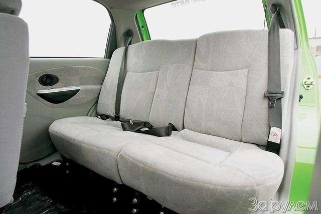 Тест Chery QQ, Daewoo Matiz, Chevrolet Spark. Тройняшки— фото 61116