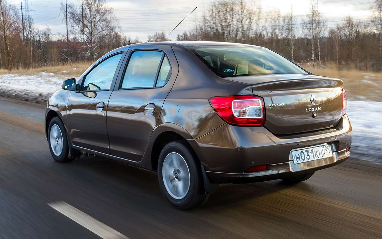 Тест-драйв по-новому: 14честных ответов про Renault Logan— фото 1004732