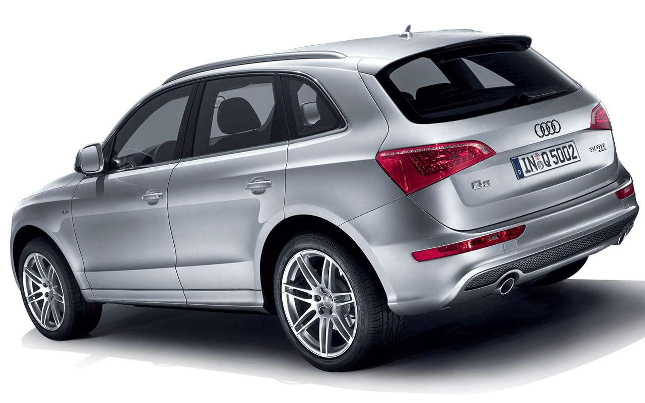 Audi Q5(2008-2017): все его проблемы— фото 1269517