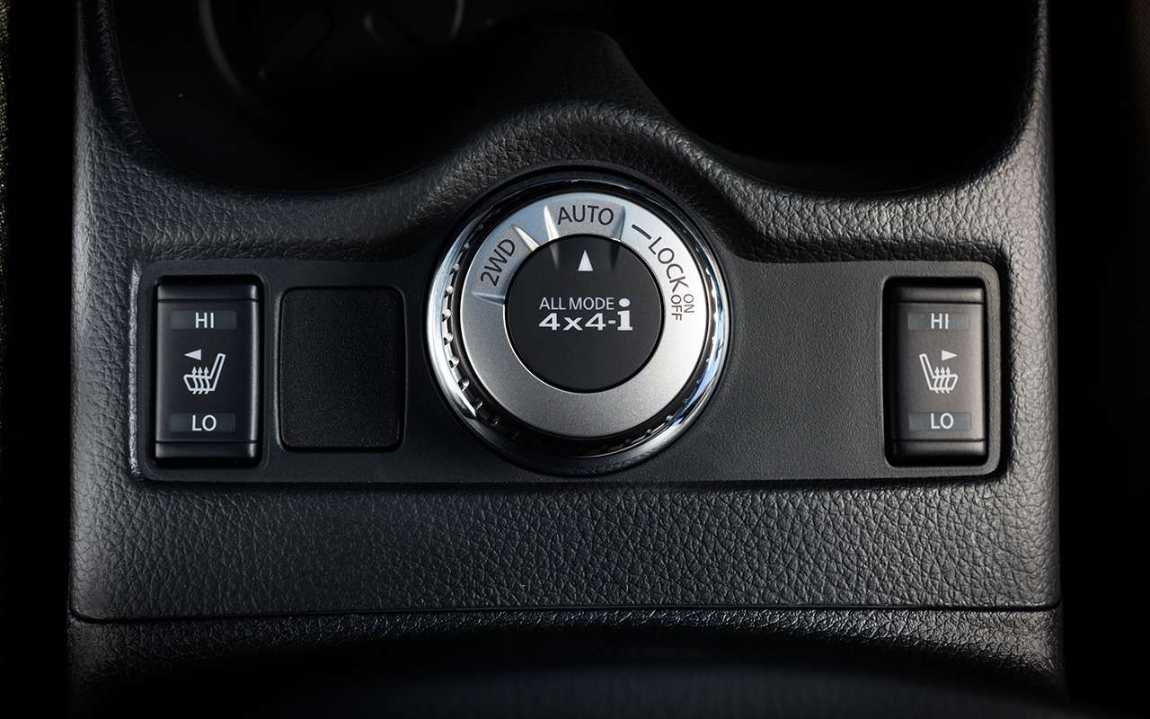 5 плюсов иодин минус Nissan Qashqai— фото 887492