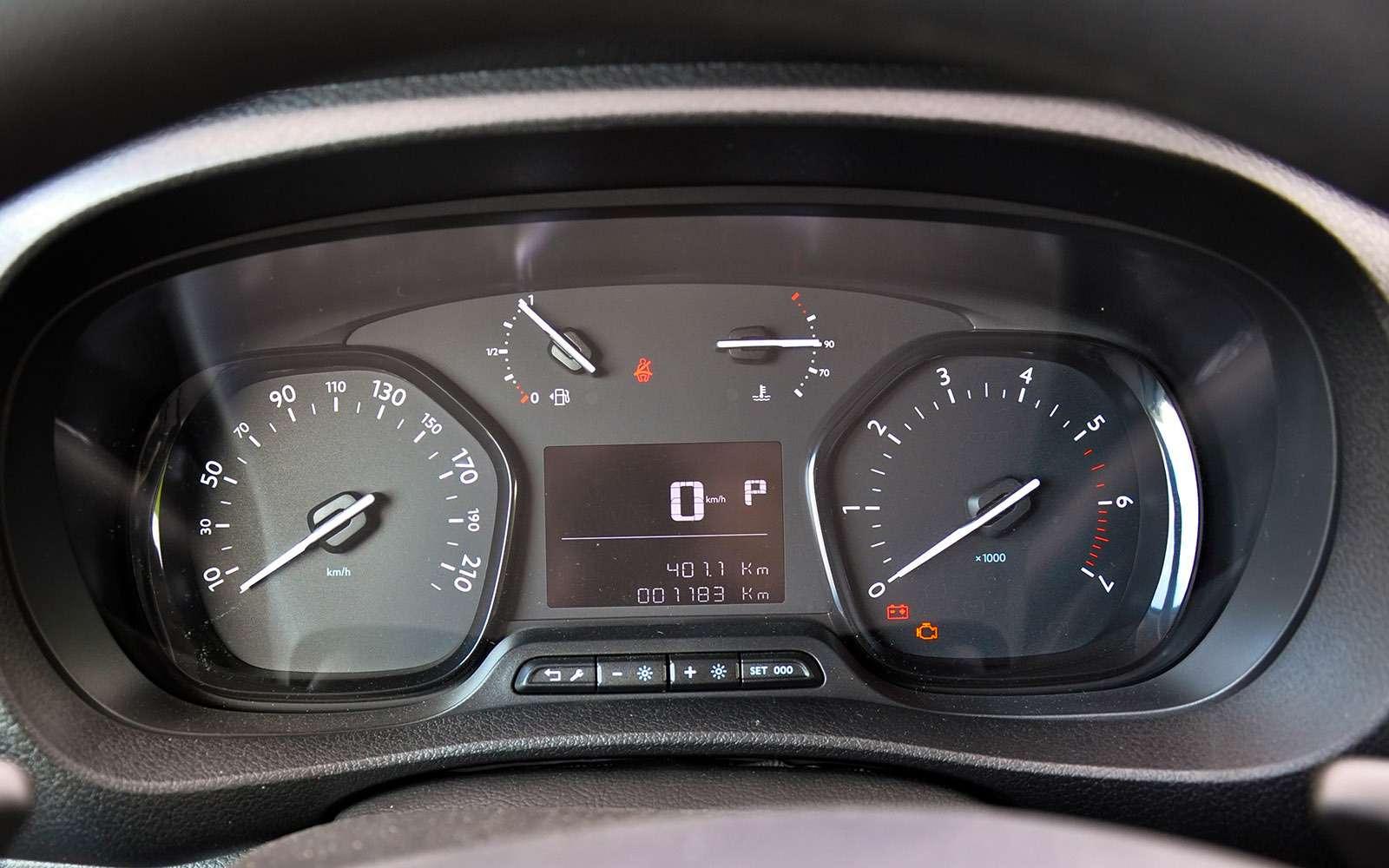 Фургоны Citroen Jumpy иPeugeot Expert: вся разница— вшильдиках— фото 769521