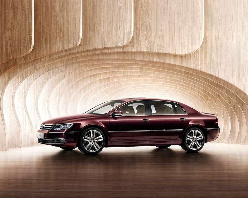2016 Volkswagen Phaeton (Китай)