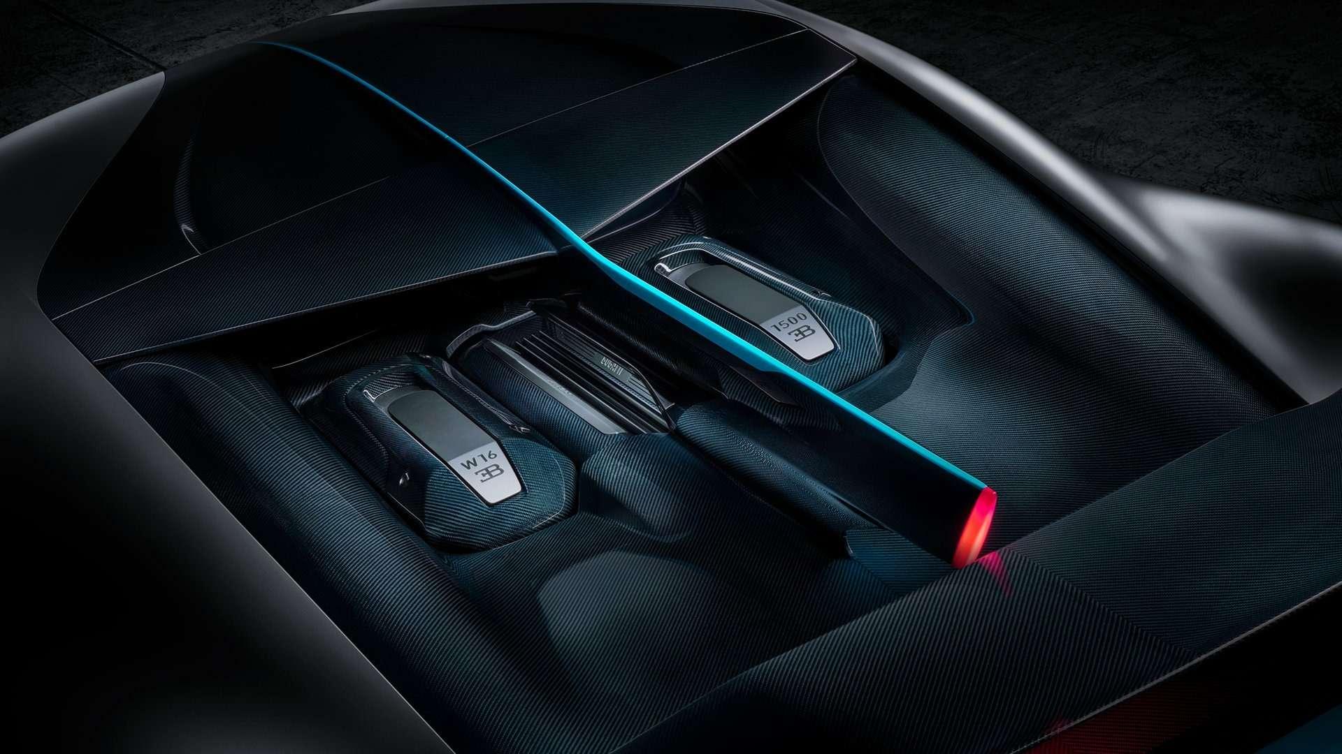 Bugatti Divo: настало время остановиться впогоне заскоростью имощностью?— фото 899084
