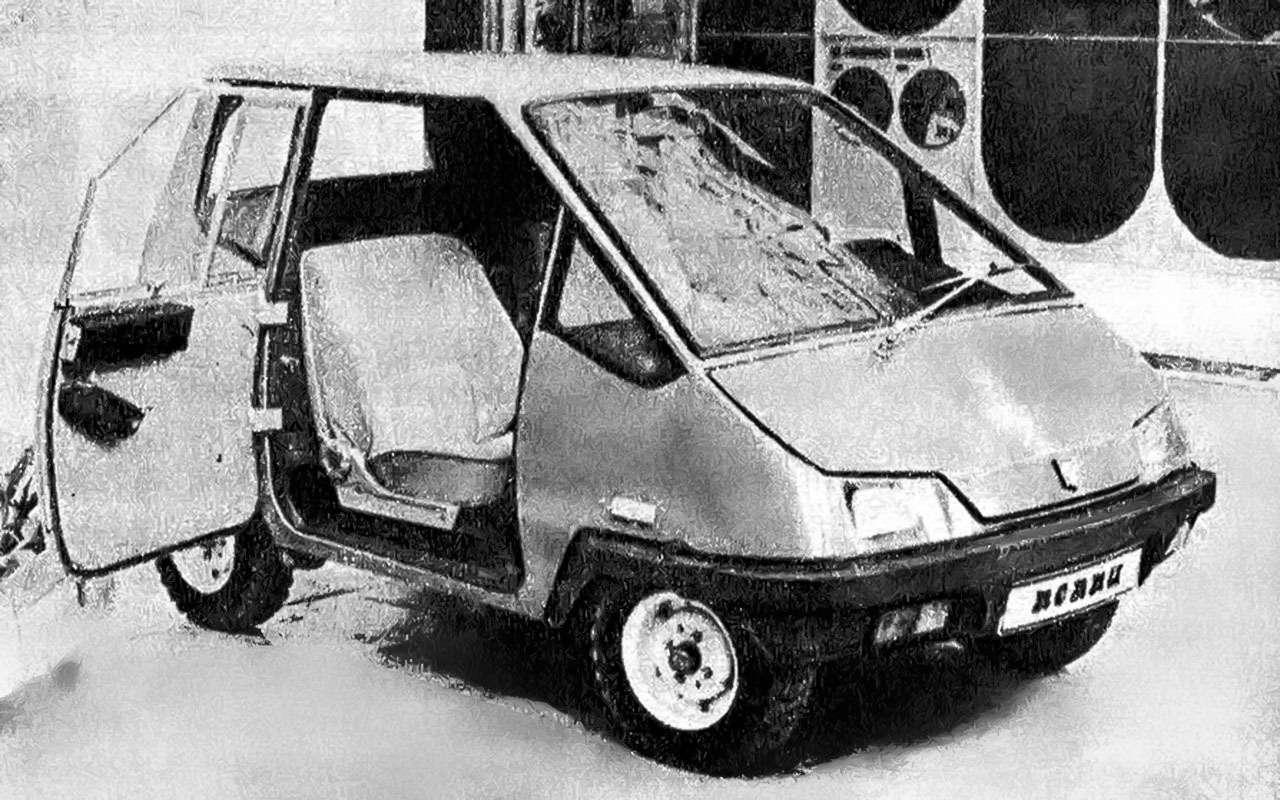 13народных автомобилей СССР, которых какбы небыло— фото 1001099
