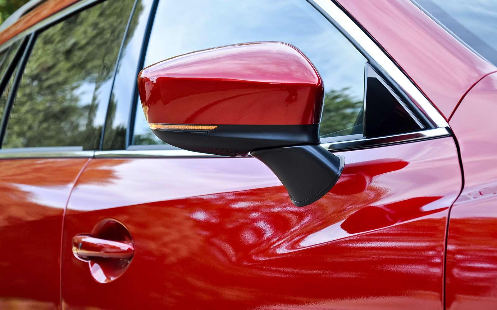 Обновленная Mazda 6: тонкая настройка— фото 657886