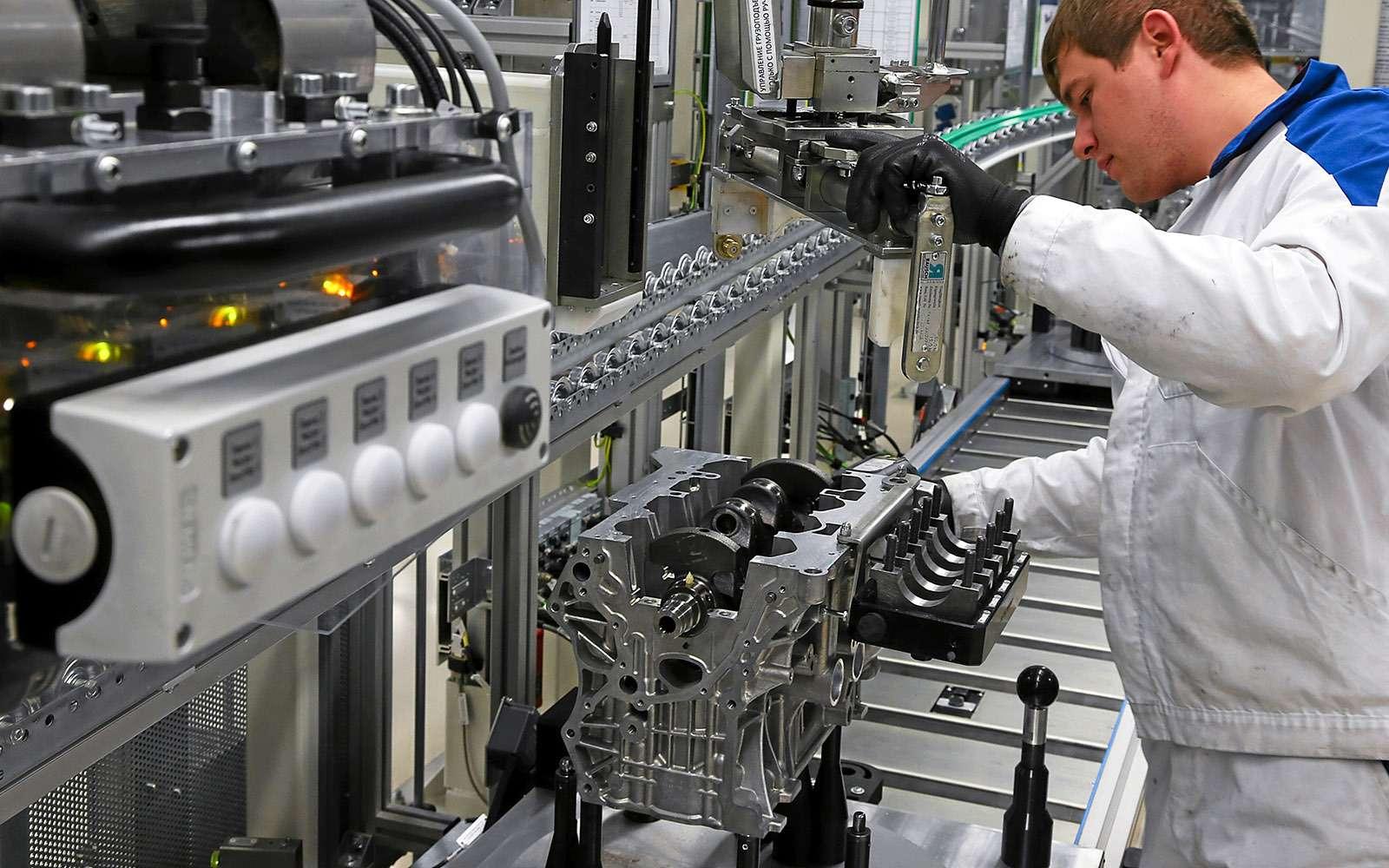 Мотор Volkswagen ЕА2111.6MPI: сорваться сцепи ипойти подраспил— фото 703530