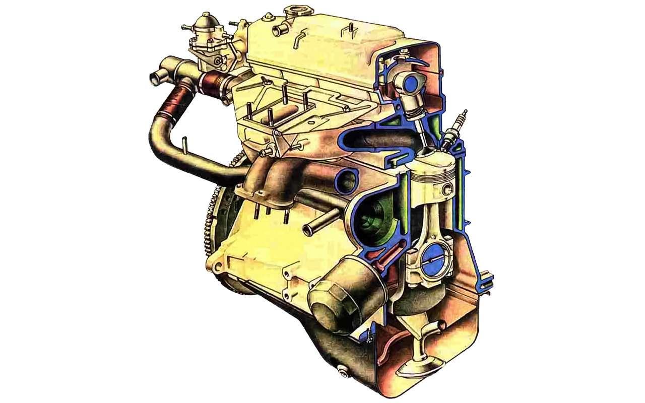 Рождение «зубилы»: как появился ВАЗ-2108(ипри чем тут Porsche)— фото 1013625