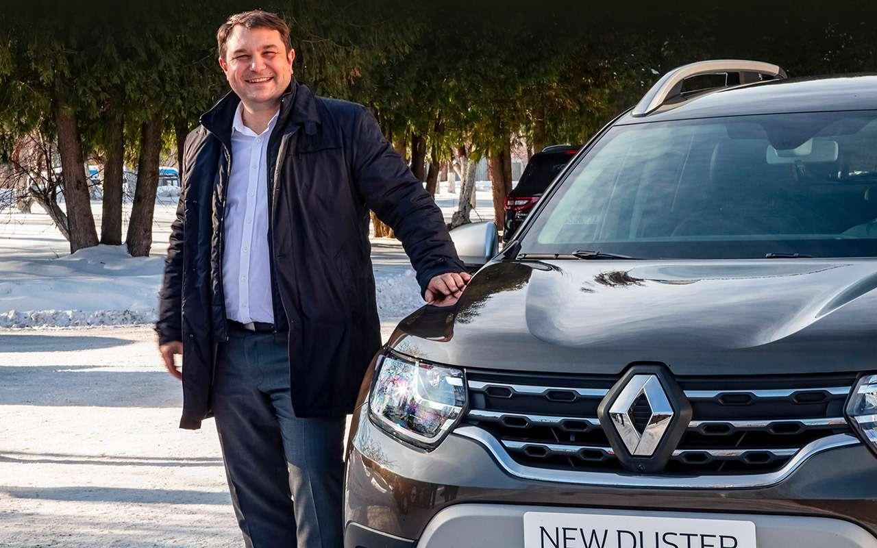 Новый Renault Duster стурбо имеханикой— первый тест— фото 1227562