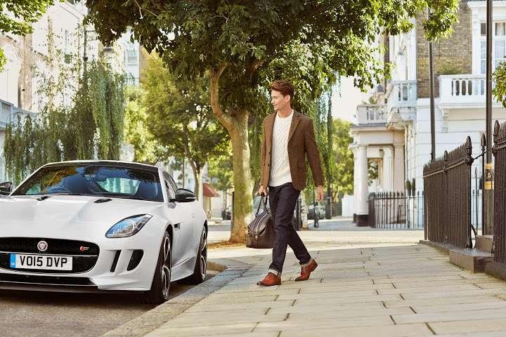 Jaguar byOliver Sweeney