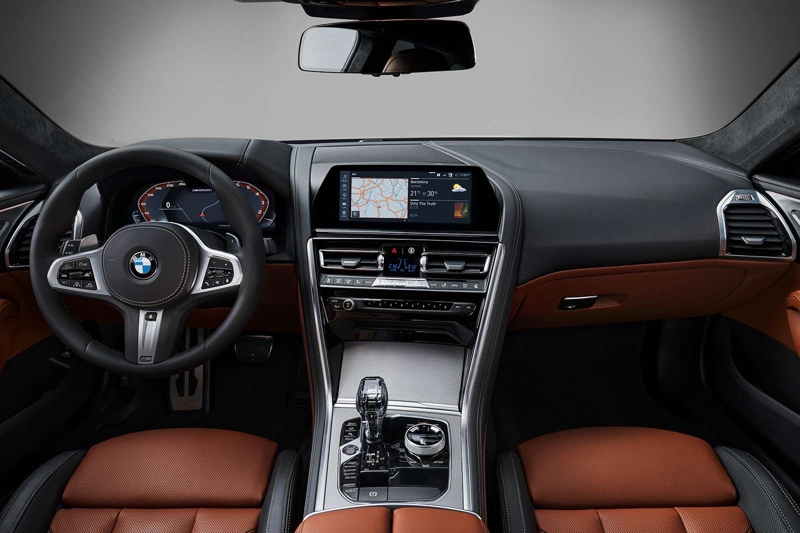 BMW8-й серии. 20лет спустя (почти)— фото 879672