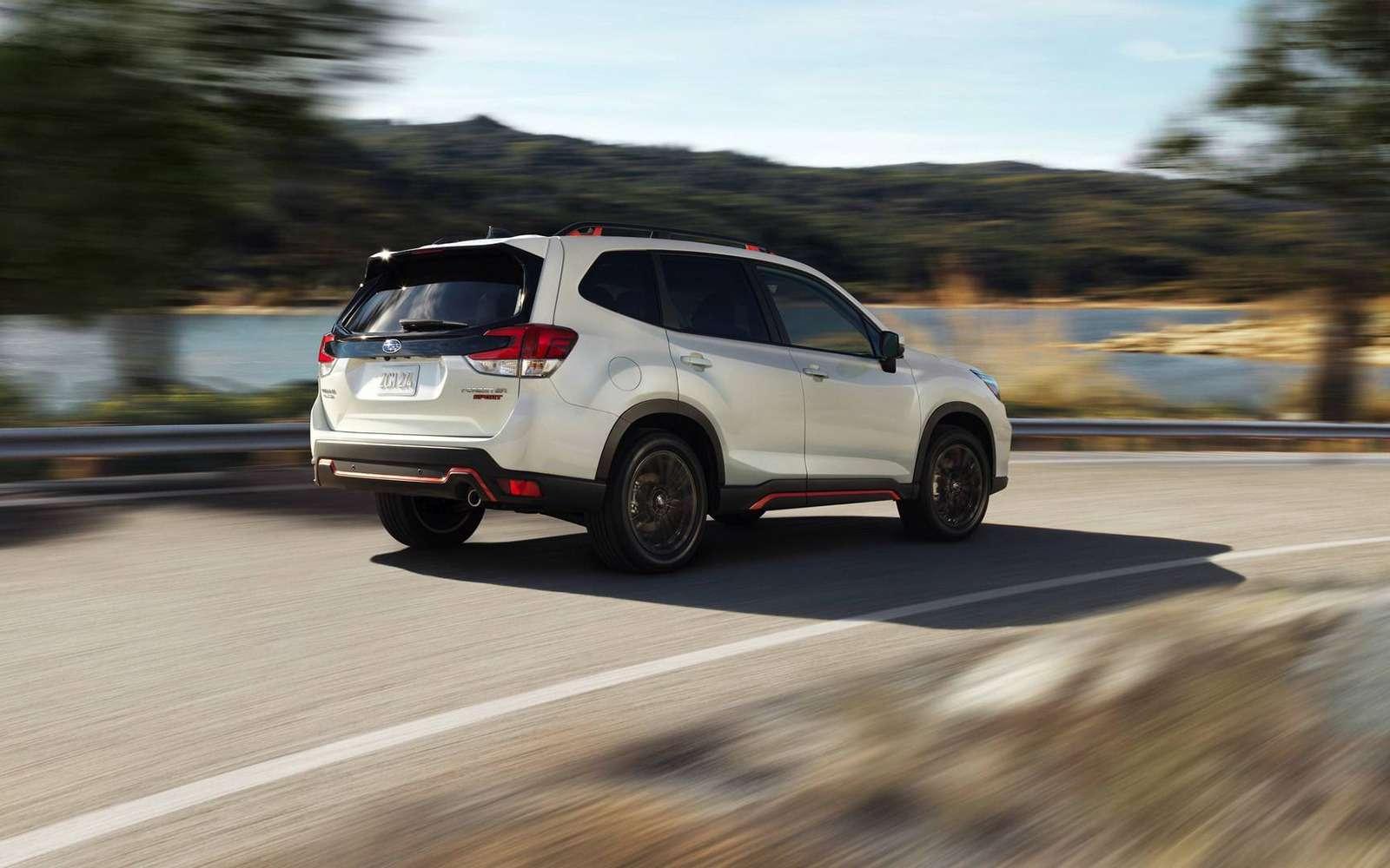 Subaru представила новый Forester. Нет, ондействительно новый!— фото 858004