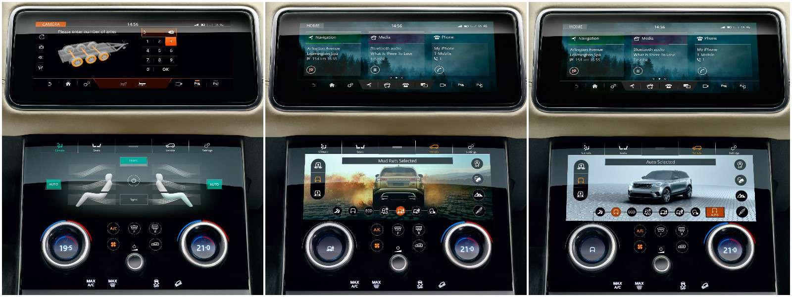 Range Rover Velar: отвал башки!..— фото 742210