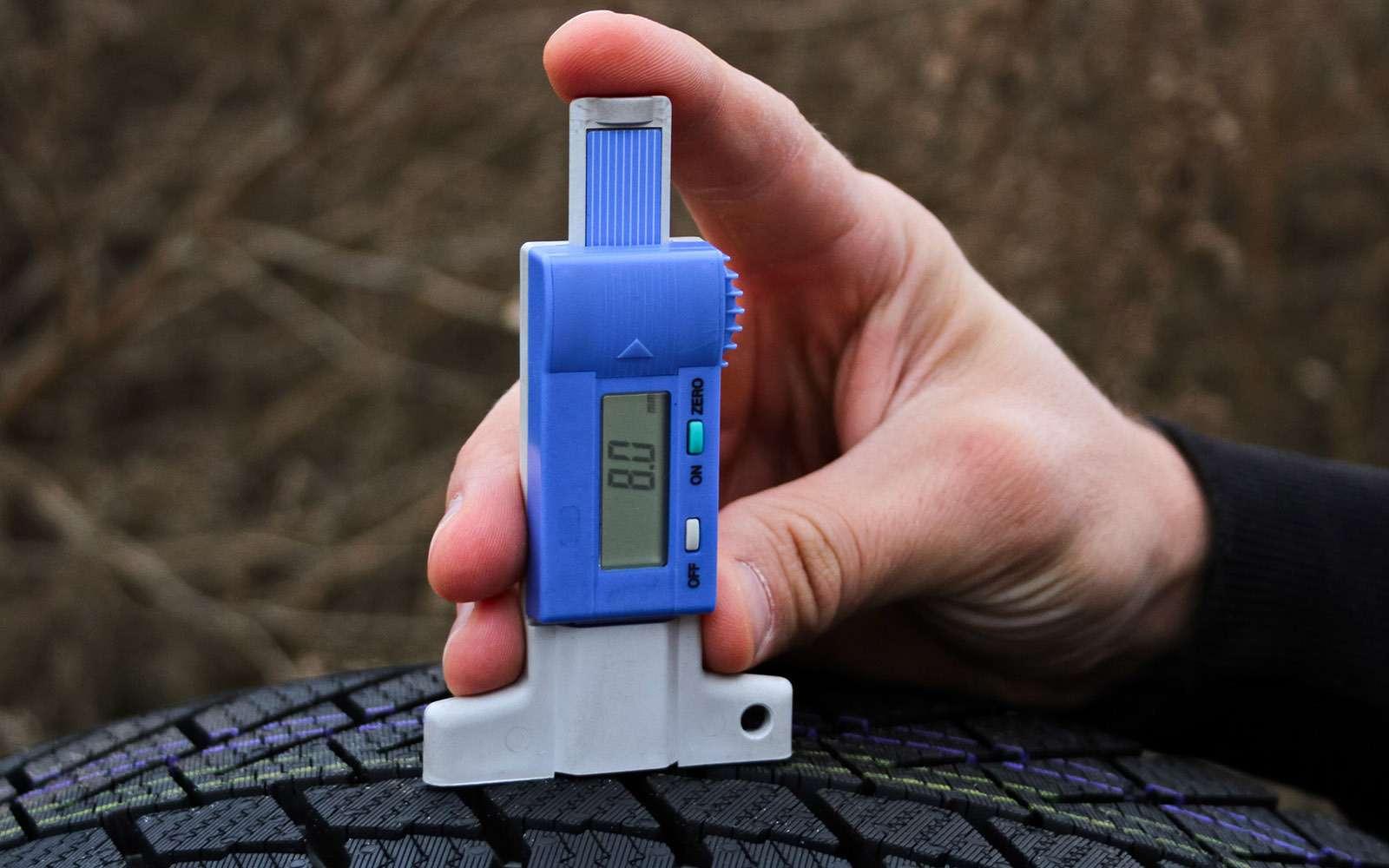Спецтест: когда менять изношенные шины?— фото 674517