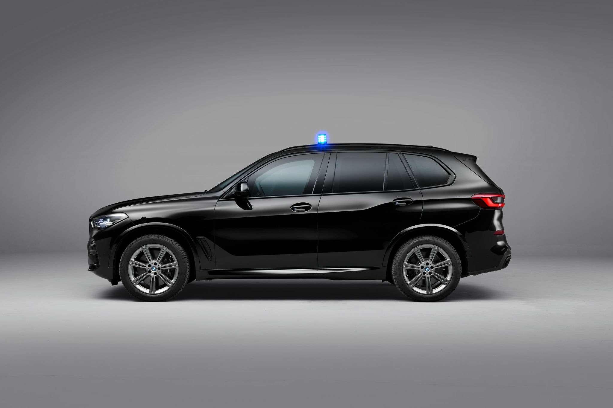 ДляРоссии иАфрики: новый бронированный BMW X5— фото 994333