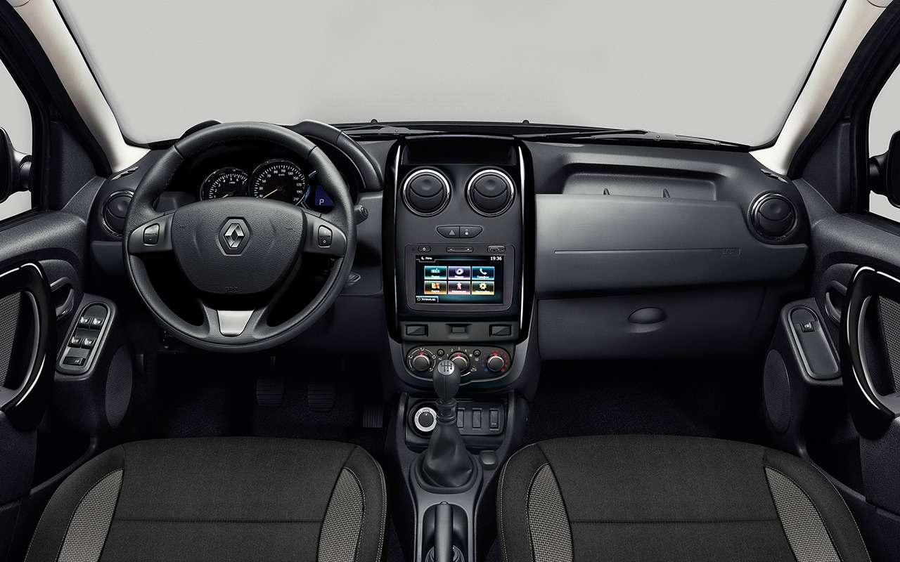 Renault Duster 2019: чем оннас удивит— фото 951206