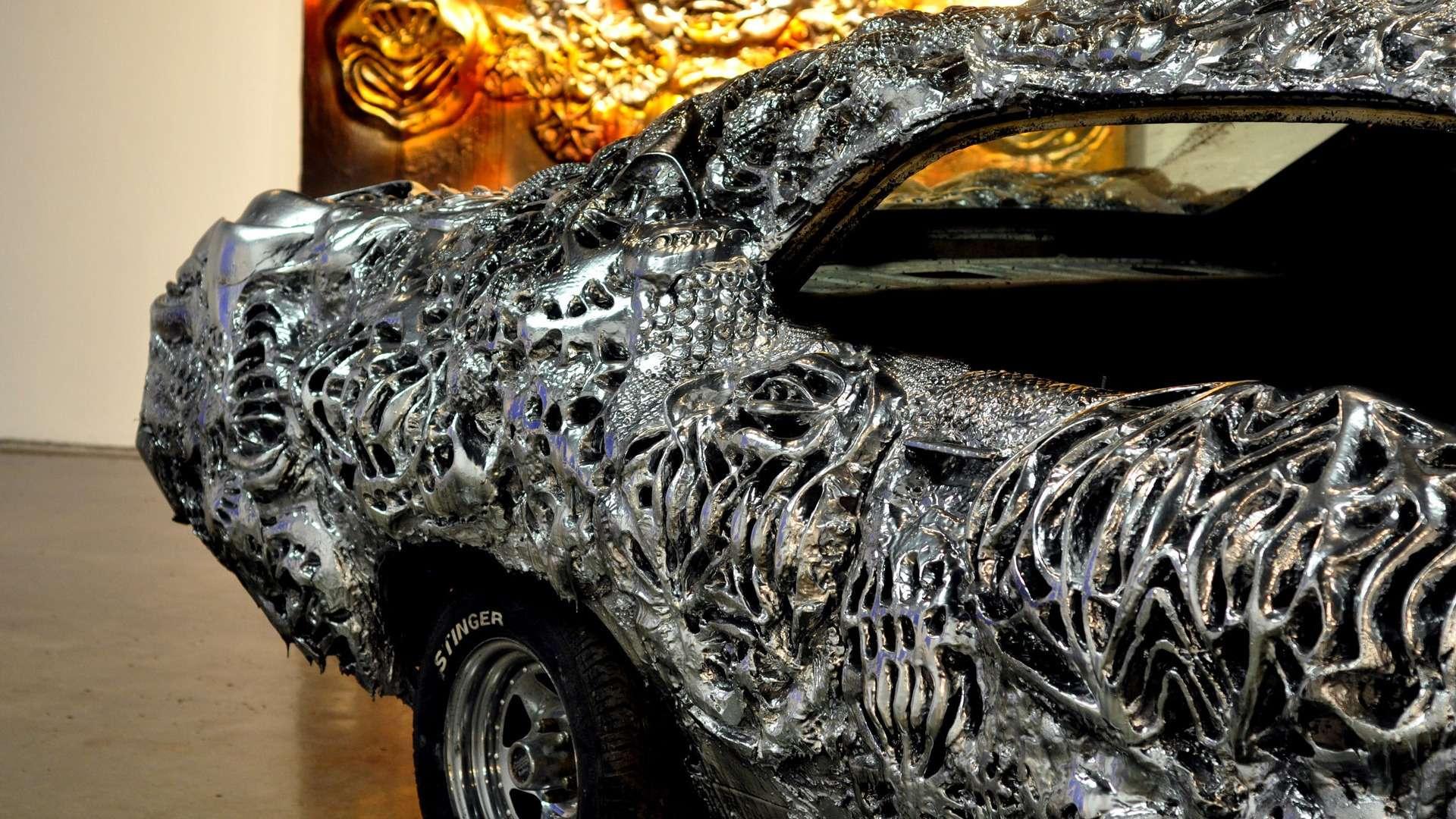 Автомобиль-ужас из3D-принтера: распечатал ипродал— фото 695696