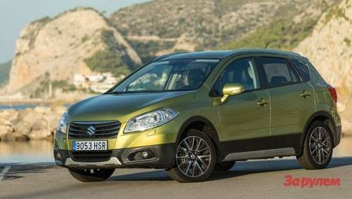 41 SX4 S CROSS Still