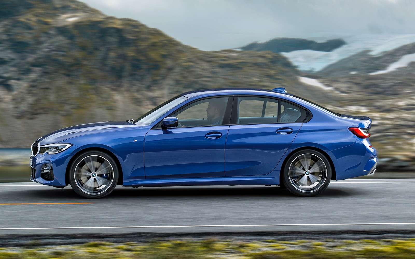 Новая 3-я серия BMW: мызнаем все ороссийской версии— фото 910319