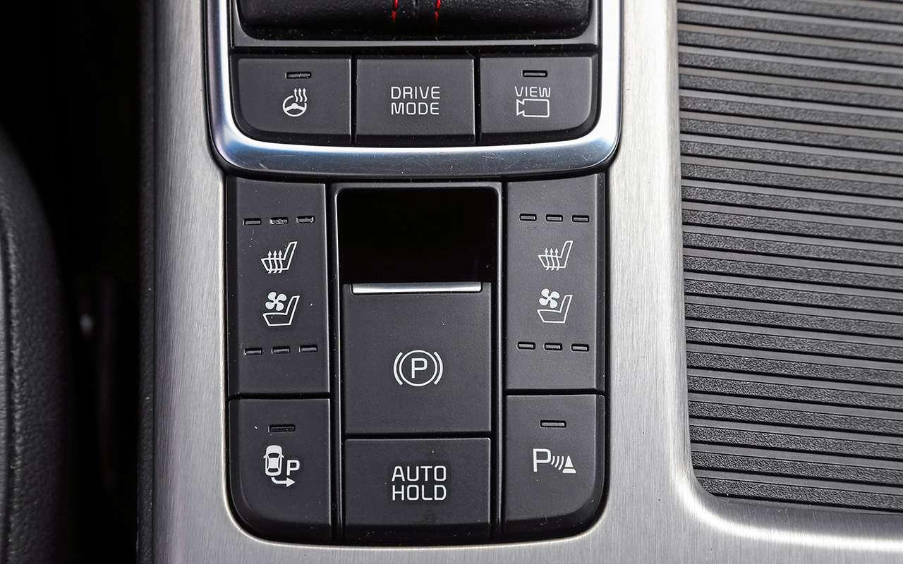 Toyota Camry против конкурентов— сравнительный тест— фото 882453